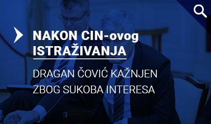 Dragan Čović kažnjen zbog sukoba interesa