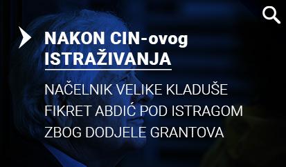 Abdić pod istragom zbog dodjele grantova