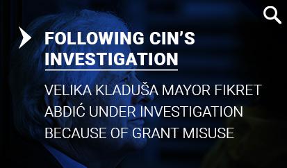 Abdić Under Investigation Because of Grant Misuse