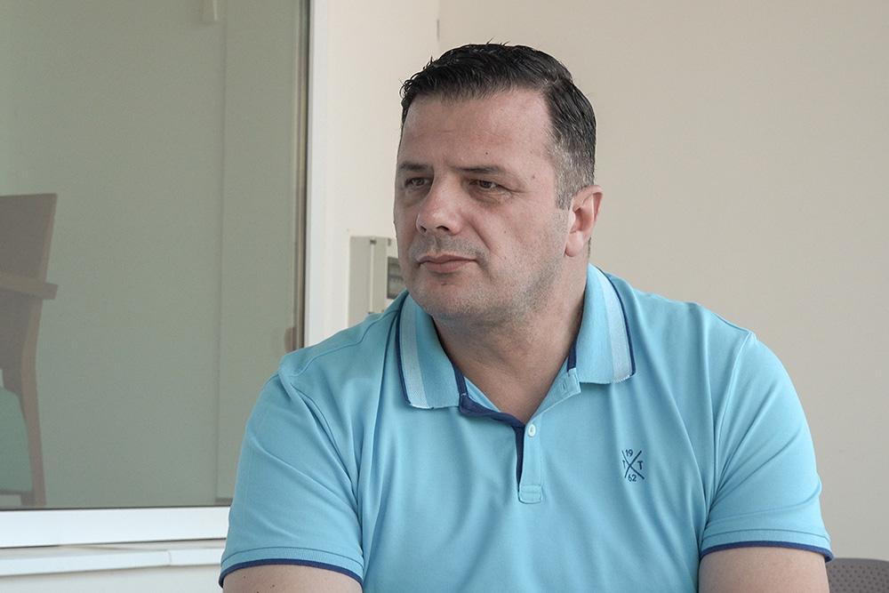 Načelnik Neuma Dragan Jurković kaže da sistem parkinga funkcioniše, ali da je finansijski to neka druga priča (Foto: CIN)